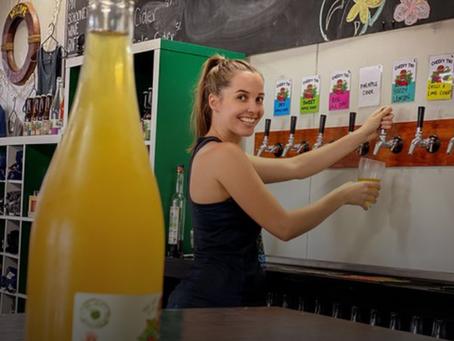 Cider gets sexy!