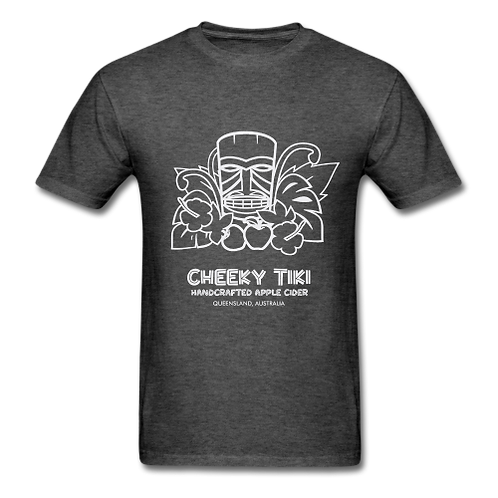 Cheeky Tiki - Men's Outline Tee
