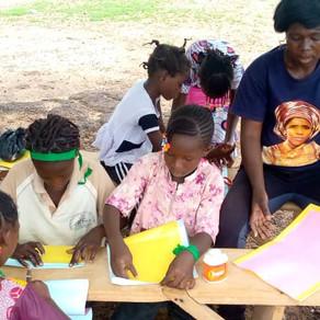 Activités d'été au Burkina