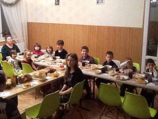 Ukraine : Noël 2020