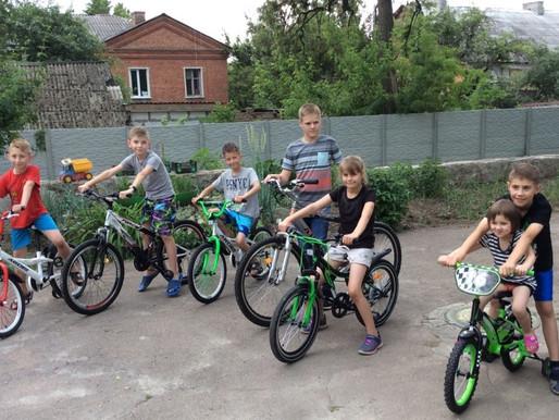 Ukraine : jouer pendant les vacances