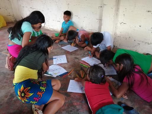 Colombie : visite d'Héctor & Sandra au Choco