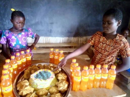 Burkina : fêter son anniversaire pour la première fois