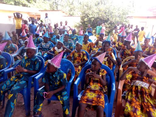 Togo : Noël 2019