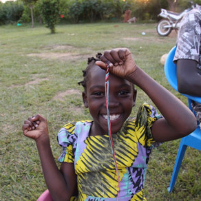 Visite en Ouganda