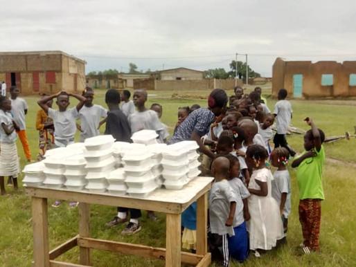 Burkina : être aidé...puis aider à son tour
