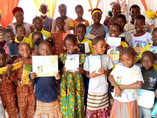 Burkina : la grande joie de Noël