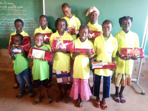 Burkina : Noël 2019