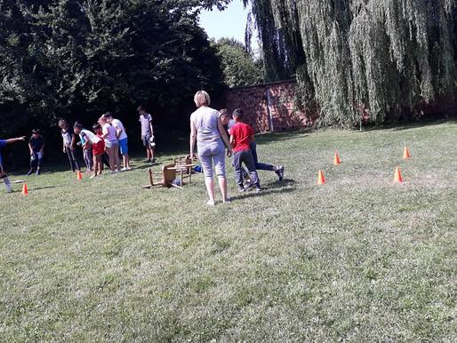 Roumanie : un camp d'été
