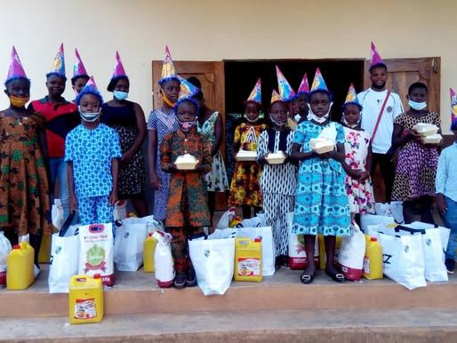 Togo : Noël pour tous, édition 2020