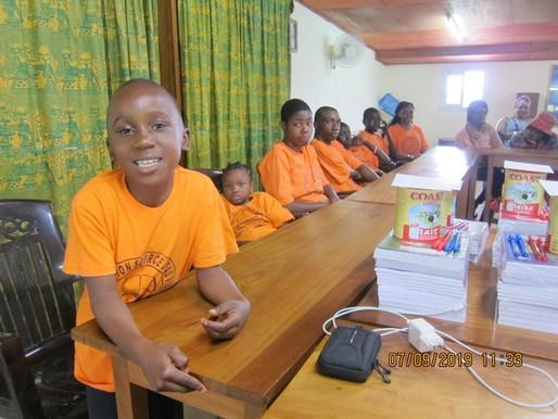 Cameroun : donner du sourire aux filleuls