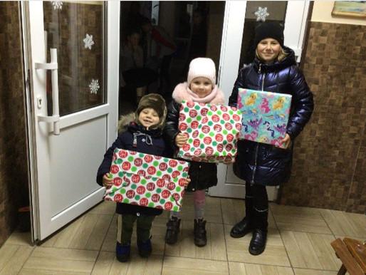 """Ukraine : """"merci beaucoup"""" pour Noël !"""
