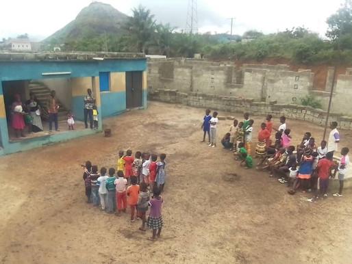 La scolarité en Côte d'Ivoire