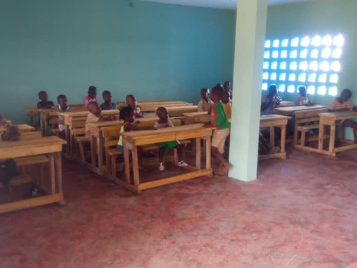 Côte d'Ivoire : un nouveau groupe scolaire