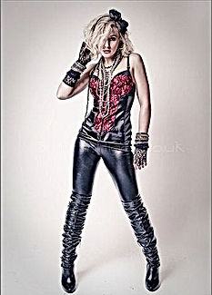 Madonna tribute staring Hayley K