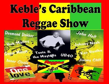 Caribbean Reggae show starting Keble