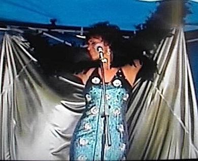Shirley Bassey tribute by Sharaz