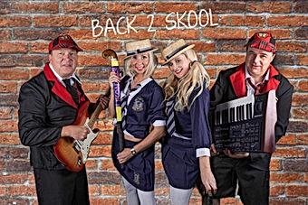 Back 2 Skool tribute band