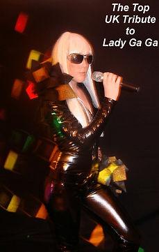 Lady Gaga tribute staring Lauren Ashleigh