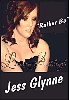 Jess Glynne tribute staring Lauren Ashleigh