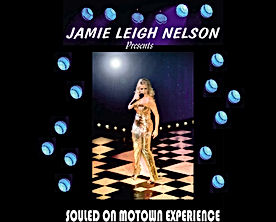 Motown experience by Jamie Leigh Nelson