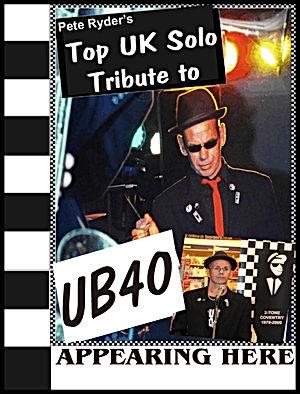 UB40 solo tribute