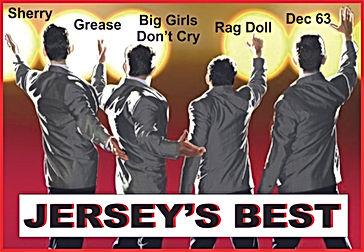 Jersey Boys tribute by Jersey's Best