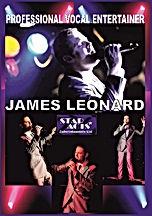 James Leonard Male Singer