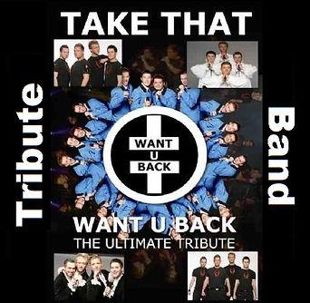 Take That tribute by Want U Back