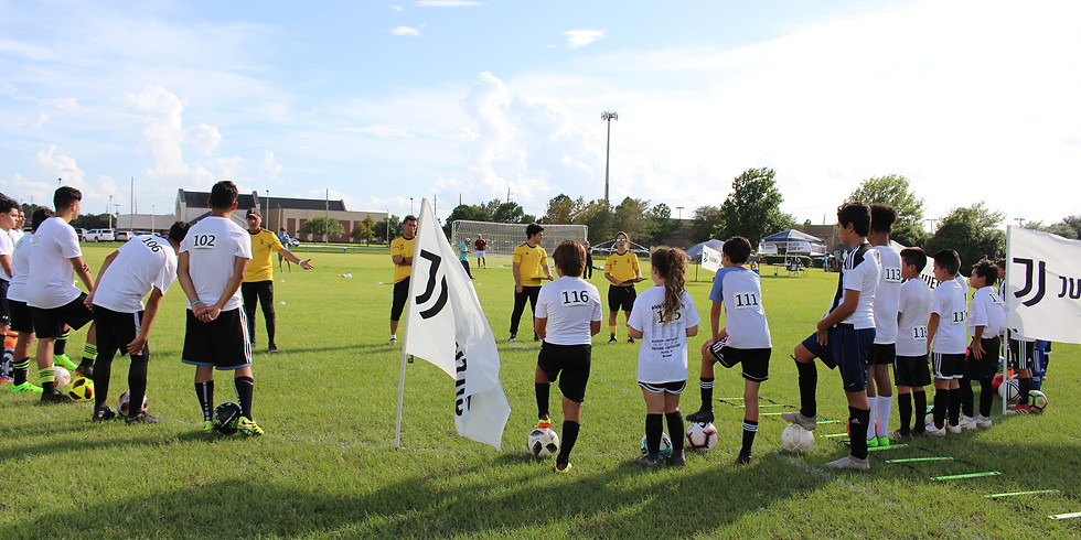 Tryout Juventus Academy Houston (Girls & Boys 2003-2014