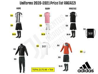 Ragazzi 2020-2021