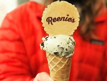 Reenie's - The New Ice Cream Shop in Primrose Hill