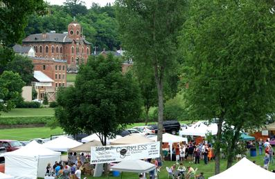 Galena Illinois Festival Grounds