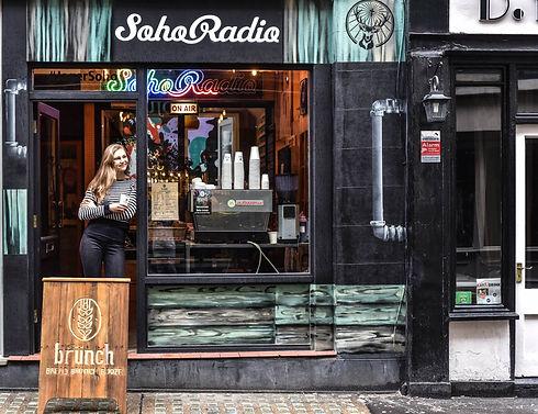 Bruench Soho Radio