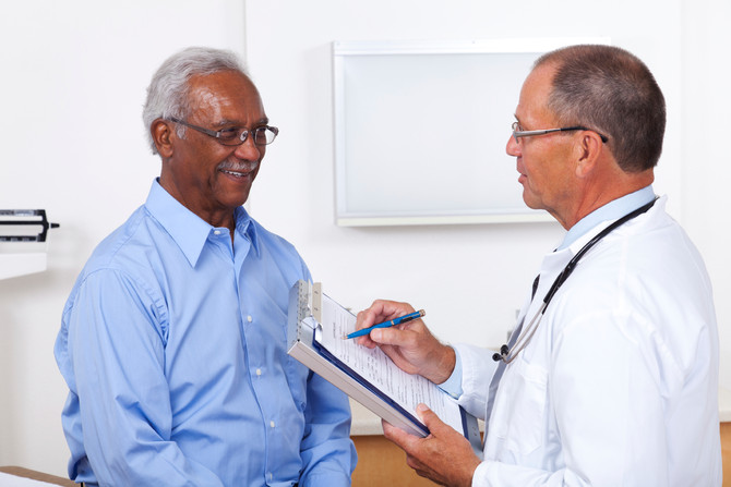 Talking with Your Doctor After Prostate Cancer Diagnosis