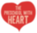 The Preschool with Heart Logo