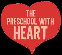The Preschool with Heart Logo