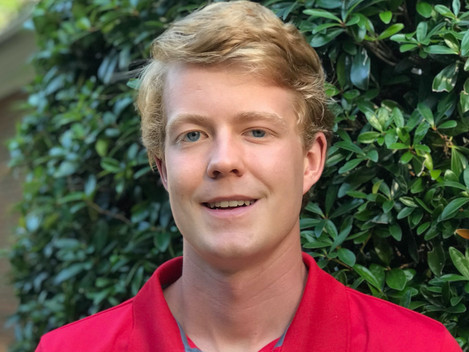 Meet the Newest Addition to the DCI Team Jackson Hendricks, Project Engineer, a Recent NC State Univ