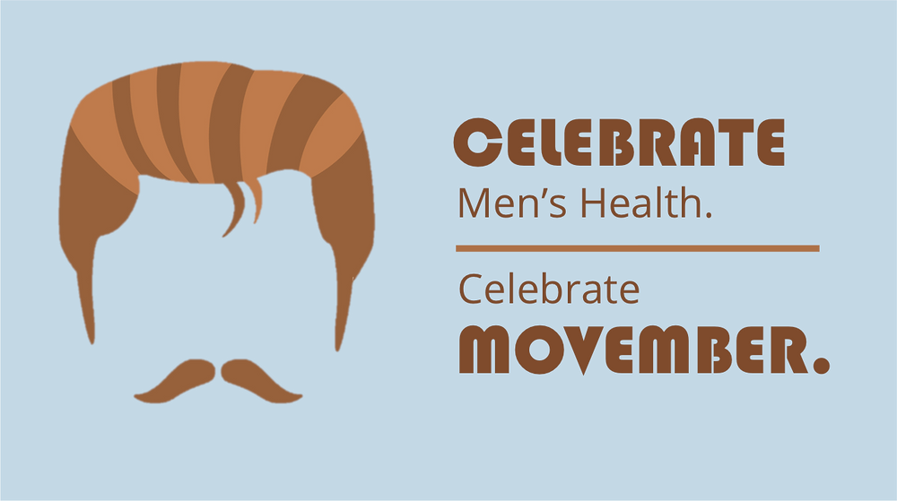 Movember Celebrates Men's Health