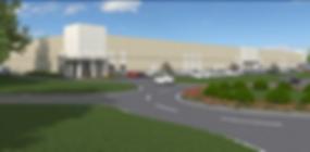 Wilkinson Commerce Center - Rock Hill, SC - Artist Rendering