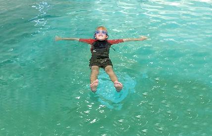 float suit