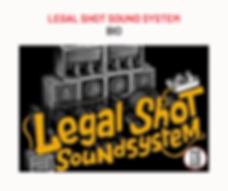 NO LOGO BZH LEGAL SHOT SOUND SYSTEM BIO.
