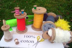 100% coton