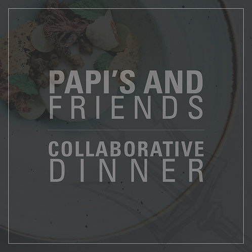 papi's and friends dinner