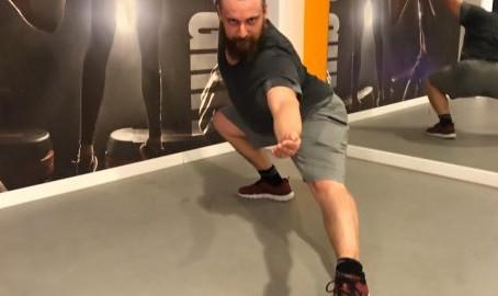 Dragan Kostić - naš član, građevinac koji obožava borilačke vještine i ples