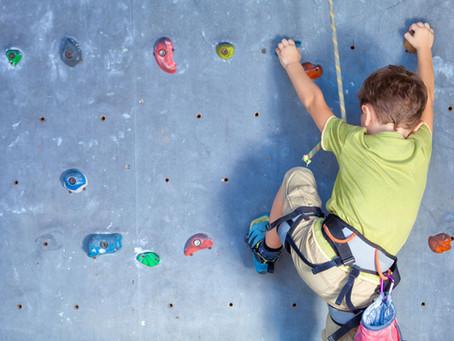 5 razloga zašto je penjanje dobro za djecu