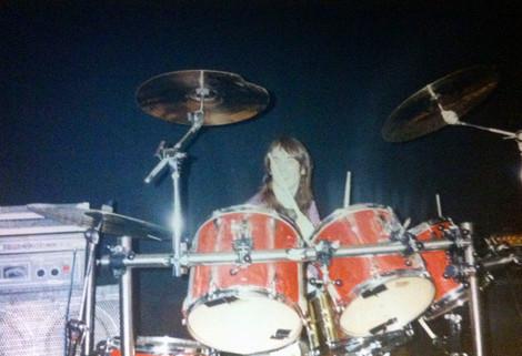 Kits bigger than the drummer