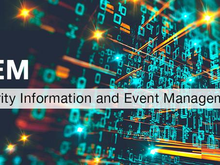 SIEM, gestión de eventos e información de seguridad