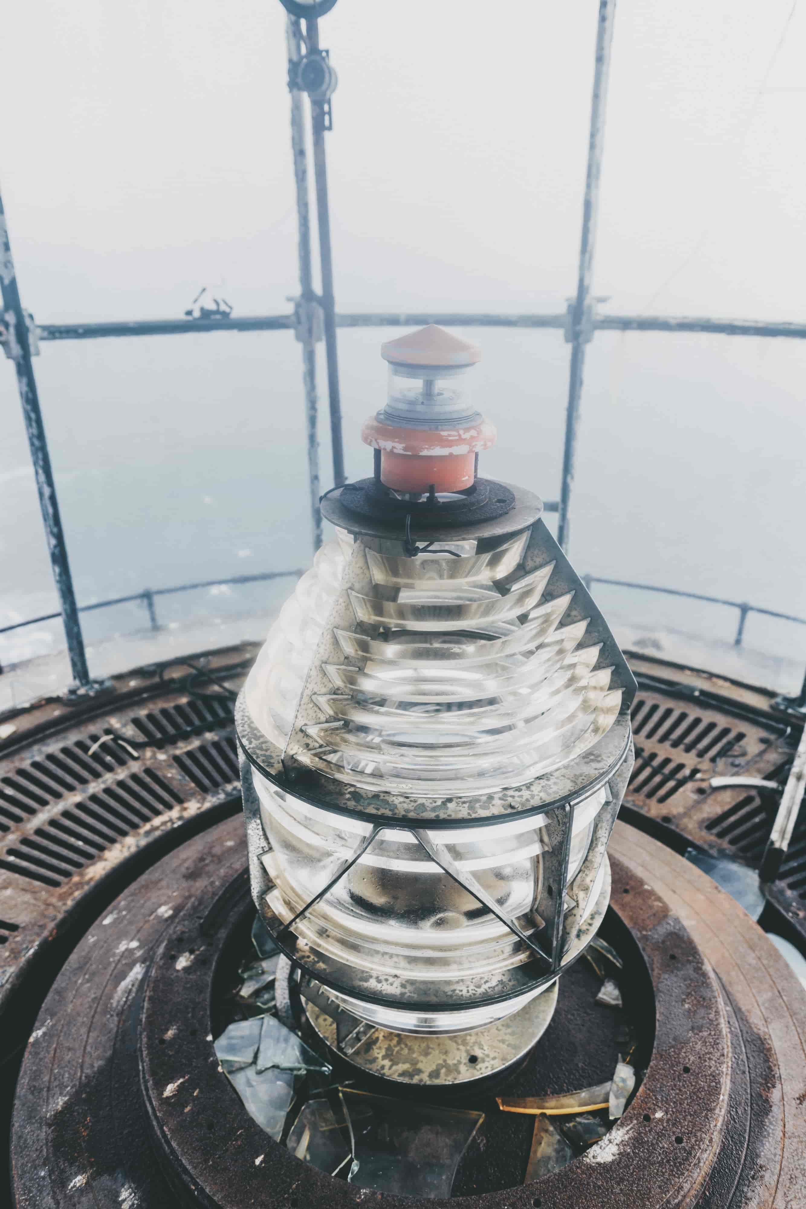 Лампа на маяке
