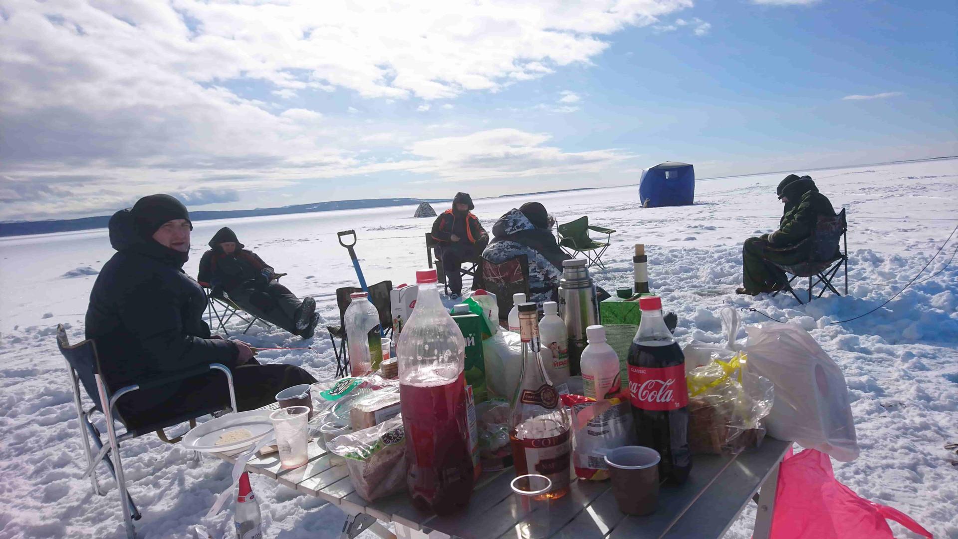 Рыбалка по Сахалински
